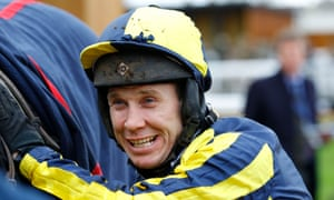 Richard Johnson is set to ride Rock The Kasbah at Aintree.