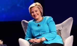 Hillary Clinton: 'The fever has broken.'