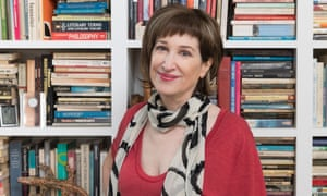 Laura Kipnis photographed in New York last week.