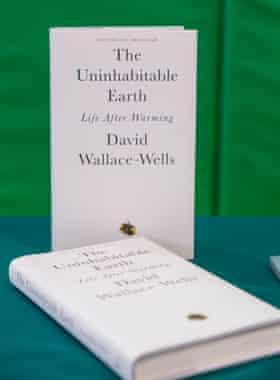 The Uninhabitable Earth by David Wallace-Wells.
