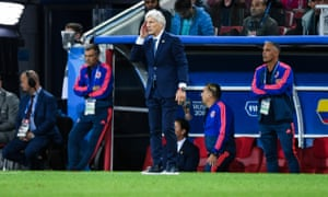 José Pékerman's shoes put him in the running for worst dressed manager of the 2018 World Cup
