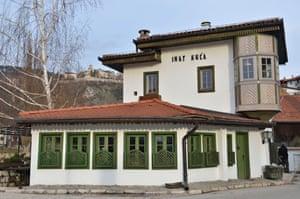 Inat Kuca (also known as Spite House), Sarajevo,