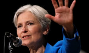 Jill Stein has raised more than $5m for recounts in Wisconsin, Michigan and Pennsylvania.