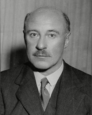 Faber's founding editor Geoffrey Faber.