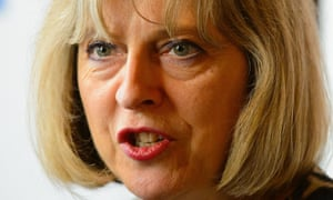 Home secretary Theresa May, a strong supporter of tougher rules to prevent Islamic extremism in schools.