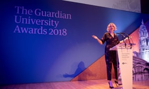 The awards were hosted by presenter Lauren Laverne.