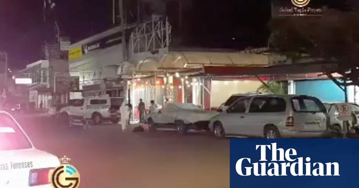 Mexico journalist gunned down – the fifth to be killed this year