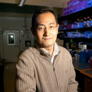Japanese scientist Shinya Yamanaka discovered induced pluripotent stem cells in 2006.