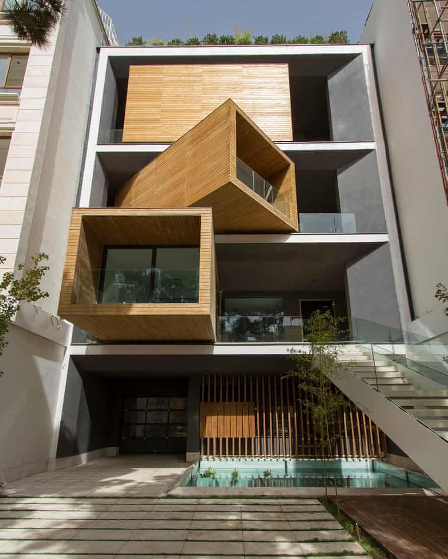 Sharifi-ha House, Tehran.