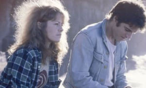 Noni Hazlehurst and Colin Friels in the 1982 film adaptation of Monkey Grip.