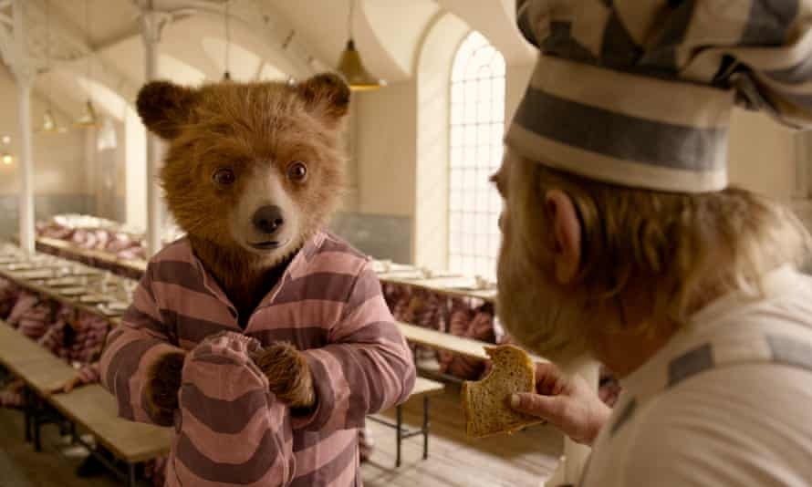 Paddington 2 – perfect score.