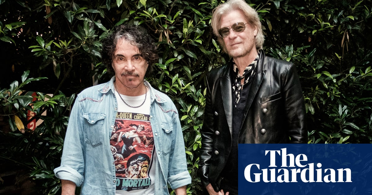 Daryl Hall & John Oates: 'We had a lethal ability to experiment'