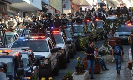 veracruz police