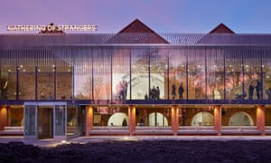 The Whitworth, Manchester by MUMA: 'an existing building made more beautiful than it knew it could be'.