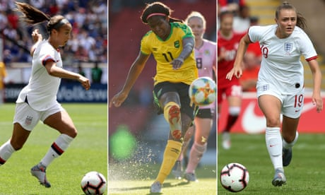 From Stanway to Pugh: 10 young players to watch at the Women's World Cup