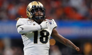 Shaquem Griffin was named American Athletic Conference defensive player of the year in 2016