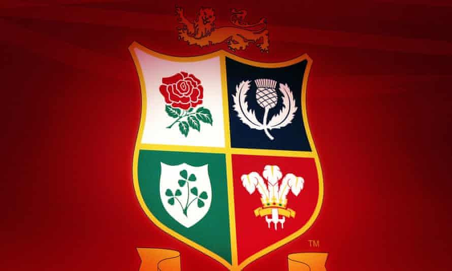 The British & Irish Lions tour badge