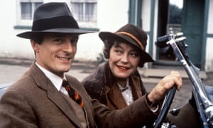 Leach with Nigel Havers in The Charmer.