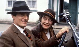 Rosemary Leach and Nigel Havers in The Charmer.