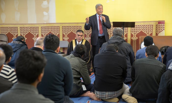 The fight for the right to be a Muslim in America   News