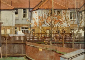 Laggard Leaves 1921-25 by Harry Bush