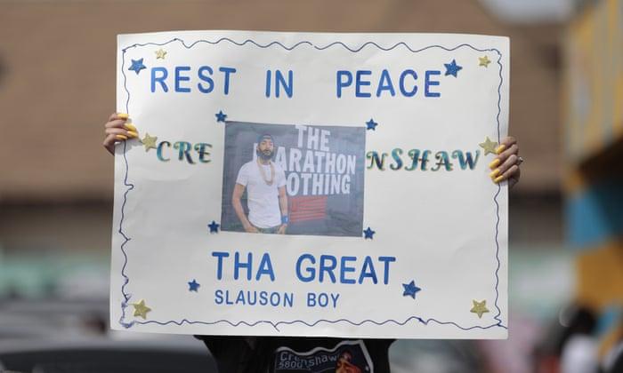 Obama to crowd Nipsey Hussles legacy