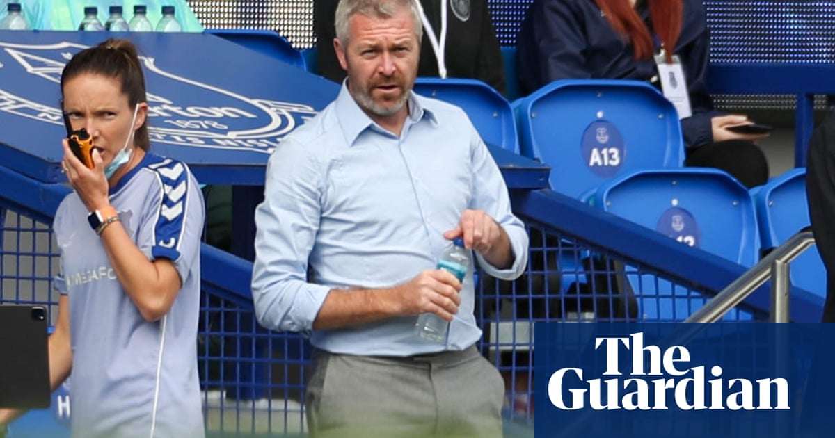 Everton manager Willie Kirk leaves role after shaky start to WSL season