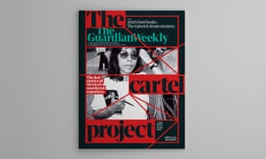 The cover of the 11 December edition of Guardian Weekly.
