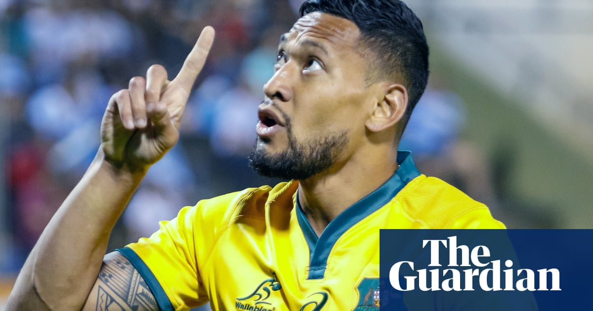 Super League clubs endorse legal action warning to Catalans over Folau signing