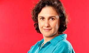 Kamila Shamsie, author of Home Fire