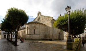 Santa Maria do Campo in Viveiro