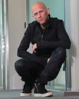 'This is a key moment for the Government' … Wayne McGregor.