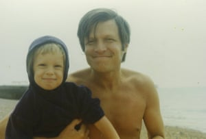 """'""""Love you, Dad,"""" I said. I really meant it.' … Felix and Ted Kessler."""