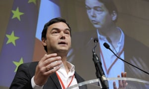 Influential French economist Thomas Piketty, author of the bestseller Capital in the 21st Century.