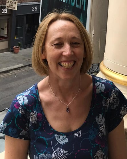 Alison Luckham, 58, dental nurse, Bognor Regis