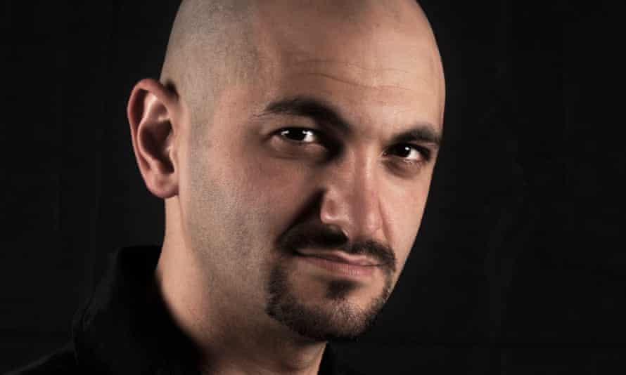 Australian author Michael Mohammed Ahmad