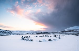 Historic England Shortlist - Swinside Stone Circle, by Alex Wrigley