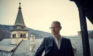 Mark Gatiss goes in search of Dracula on BBC Two
