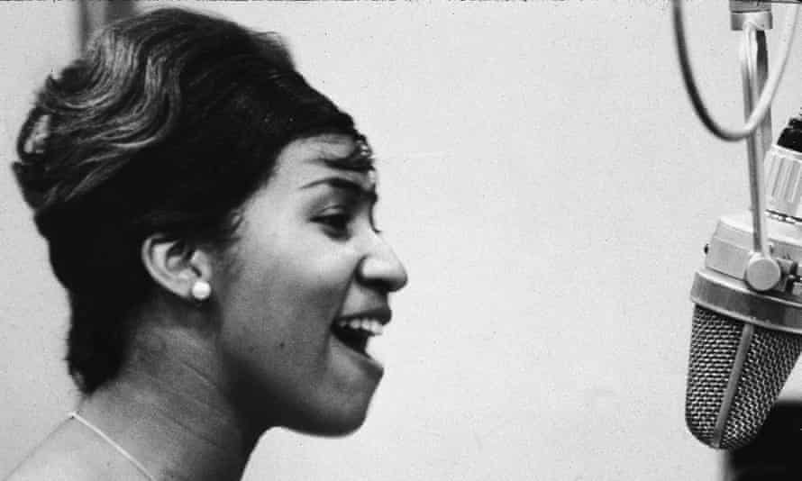 Master tapes of the earliest recording sessions by Aretha Franklin – seen here in 1961 – may have been destroyed in the 2008 fire.