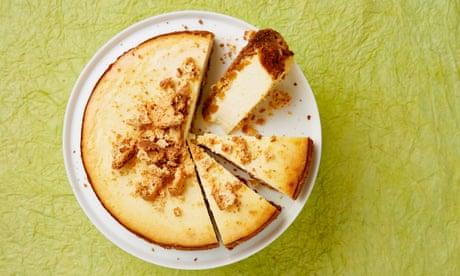 Ruby Tandoh's recipe for orange blossom ricotta cheesecake