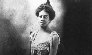 Alice Dunbar Nelson.