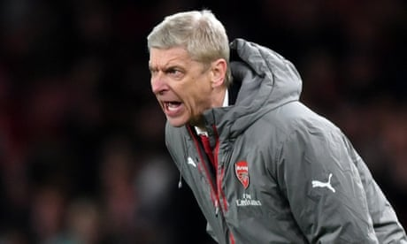 Wenger rejects Arsenal-Spurs power shift: 'One year can't make up for 20'