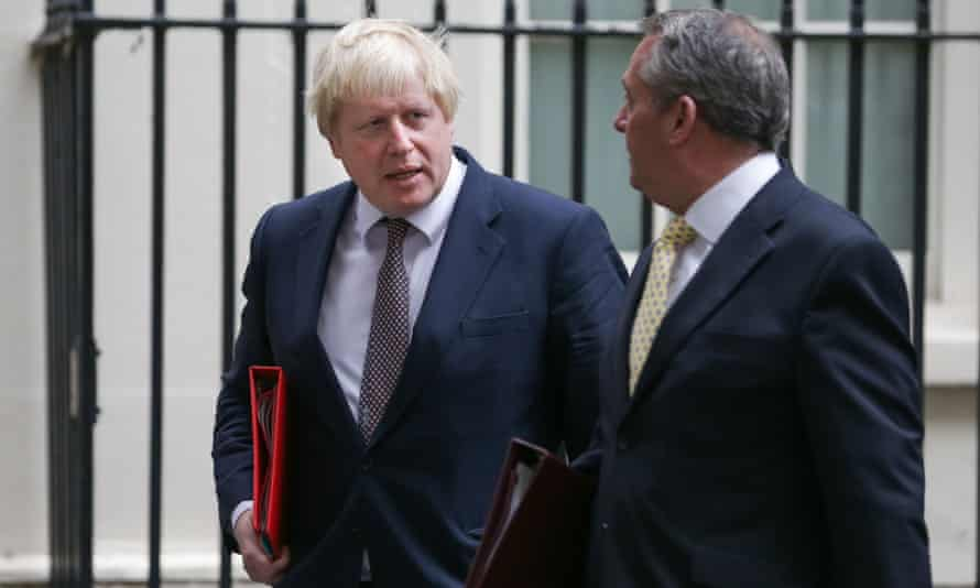 Boris Johnson, Liam Fox and other ministers whose brief includes Russia will have been targeted by the Kremlin, according to Bryant.