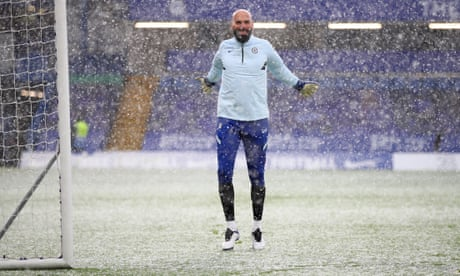 Chelsea v Luton Town: FA Cup fourth round – live!