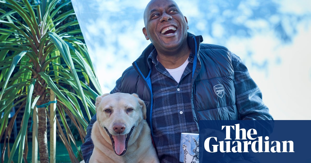 Ainsley Harriott: 'I talk to my ingredients when I'm cooking'