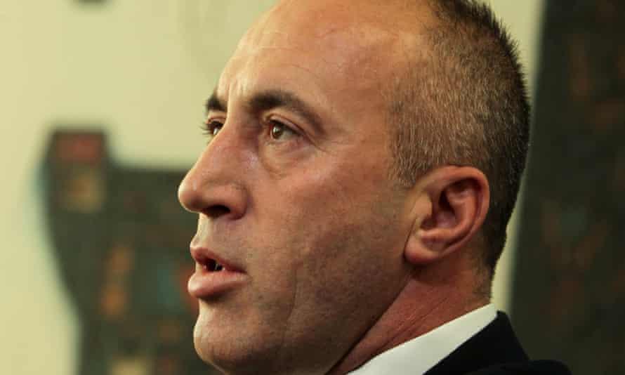 Haradinaj Haradinaj, prime minister of Kosovo