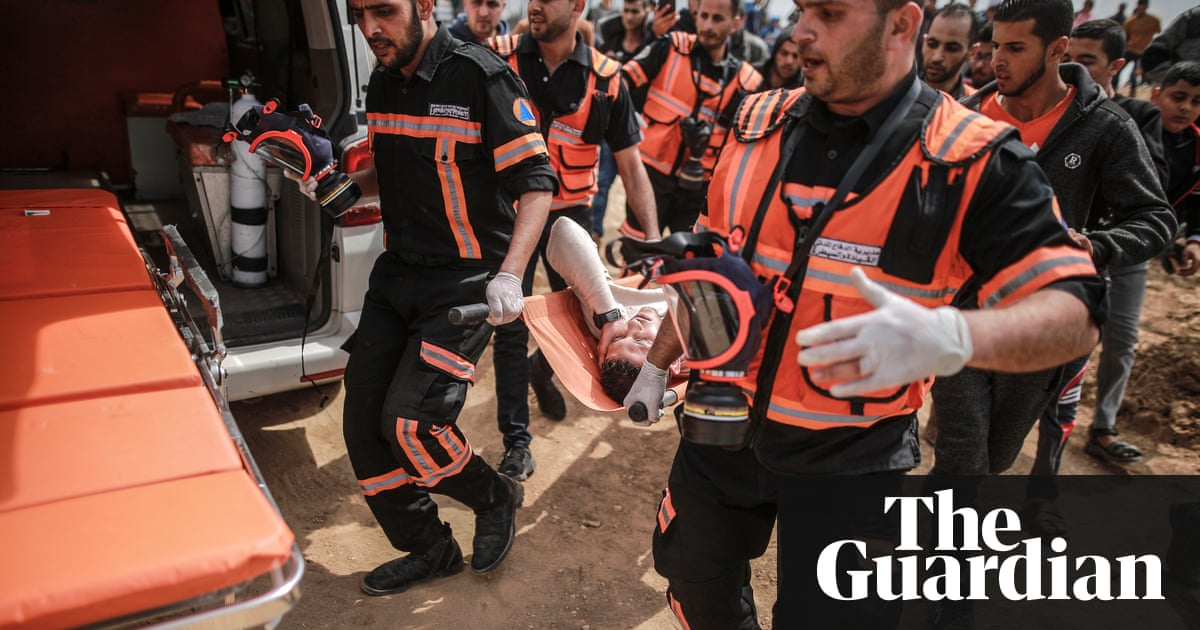 Palestinians hold day of mourning after 773 shot with live ammunition – Trending Stuff