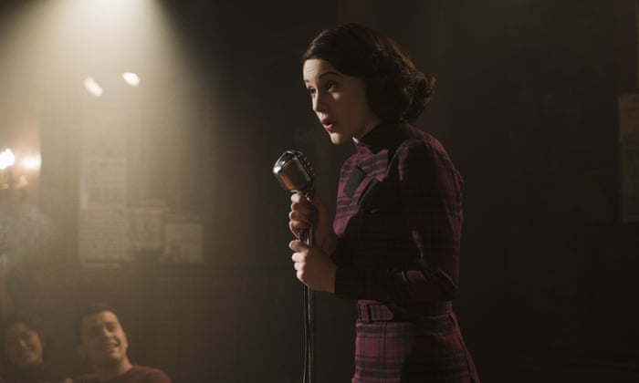 The Marvelous Mrs Maisel review: women take on the man's world of