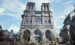Assassin's Creed Unity is set in Paris in 1789.