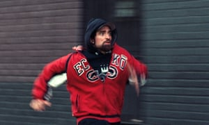 Robert Pattinson in Good Time … 'Connie is a very heroic person, in that he's not willing to accept his situation.'